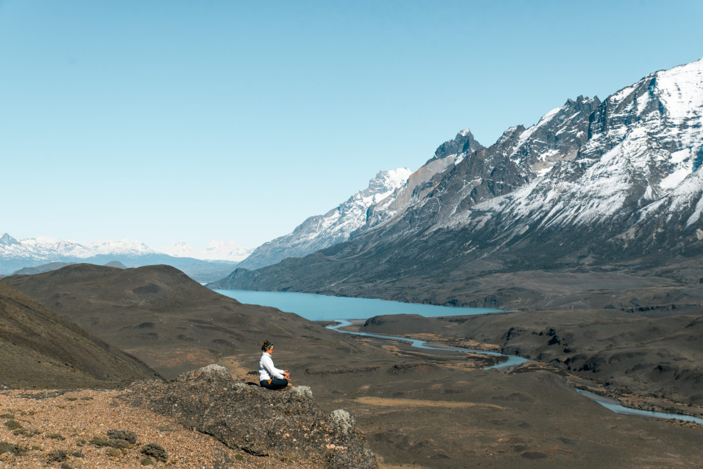 yoga retreat in patagonia