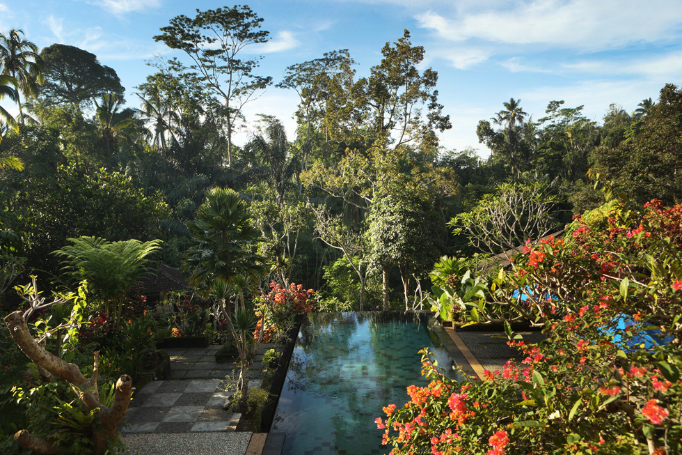 Bali Yoga Retreats at Abing Terrace