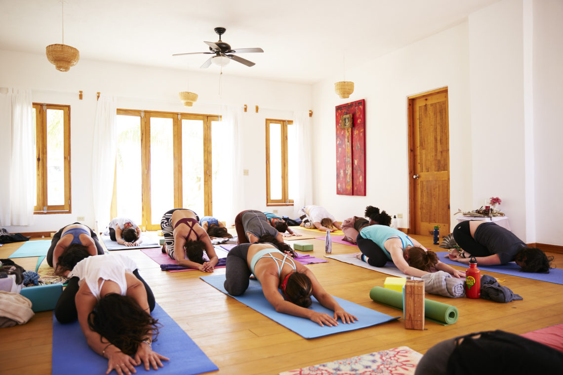todos santos yoga retreat