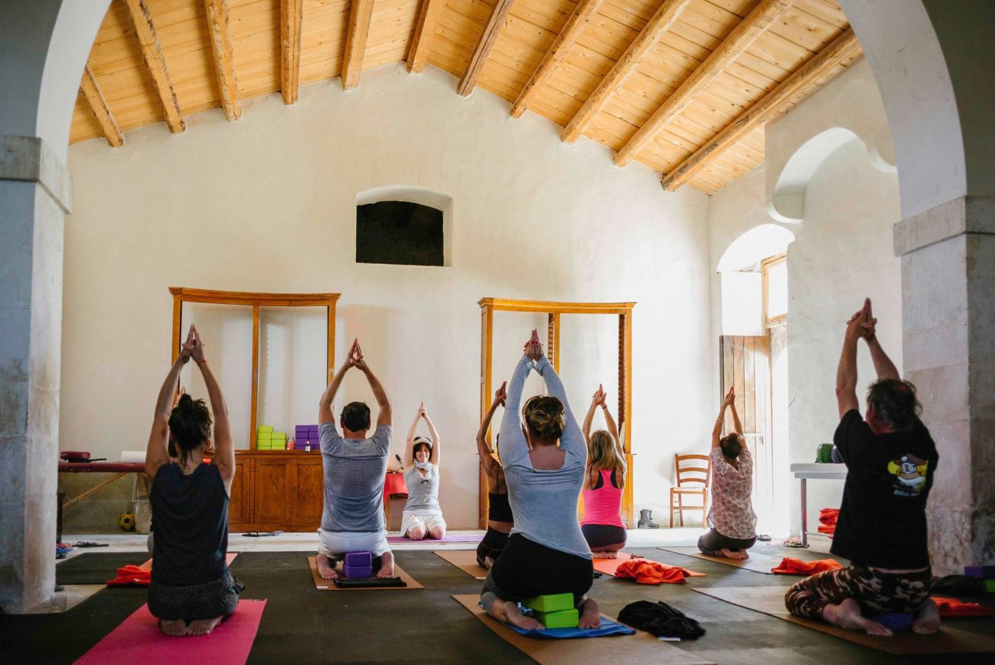 sicily yoga retreat